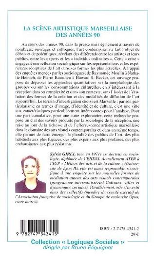 4eme La scène artistique marseillaise des années 90