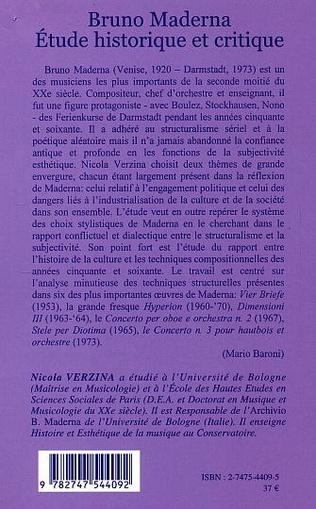 4eme Bruno Maderna