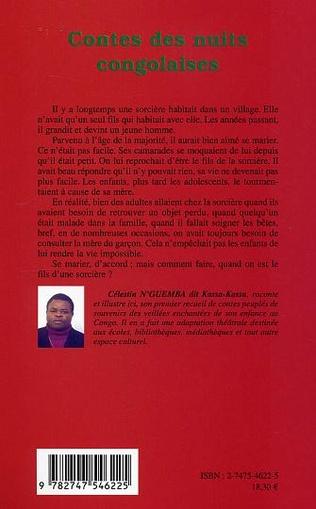 4eme Contes des nuits congolaises