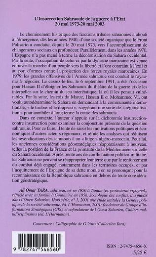 4eme L'insurrection Sahraouie