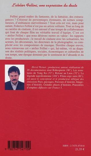 4eme L'atelier Fellini, une expression du doute