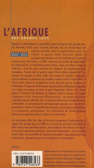 4eme Annuaire 2002-2003