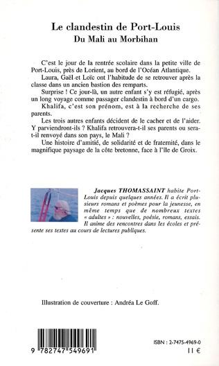 4eme Le clandestin de Port-Louis