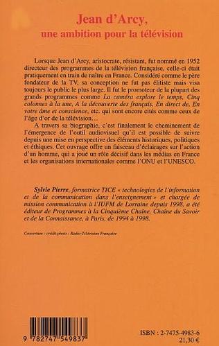 4eme Jean d'Arcy
