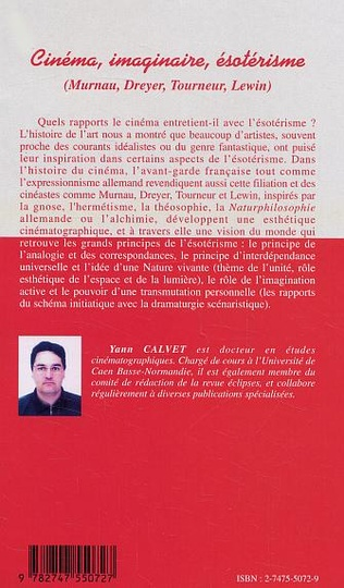 4eme Cinéma, imaginaire, ésotérisme