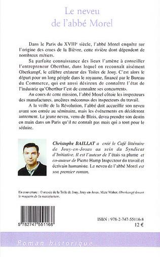 4eme Le neveu de l'abbé Morel