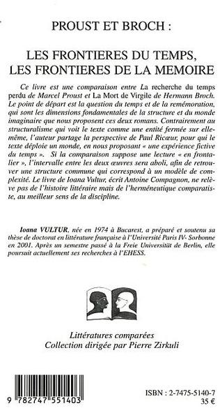 4eme Proust et Broch