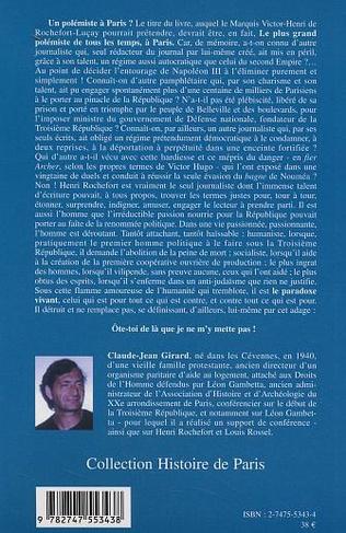 4eme Un polémiste à Paris