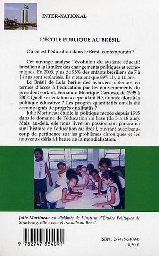 4eme ECOLE PUBLIQUE AU BRESIL