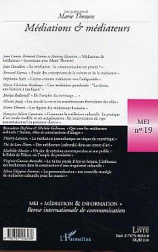 4eme Médiations et médiateurs
