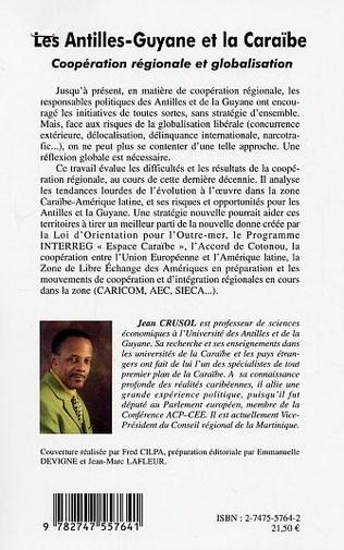 4eme Les Antilles-Guyane et la Caraïbe