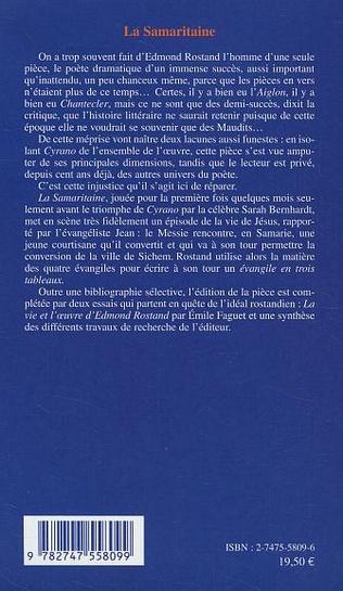 4eme La Samaritaine
