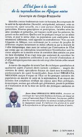 4eme L'Etat face à la santé de la reproduction en Afrique noire