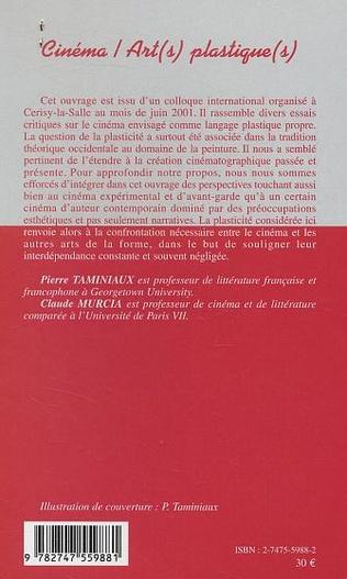 4eme Cinéma Art(s) plastique(s)