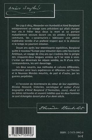 4eme Correspondance 1805-1858