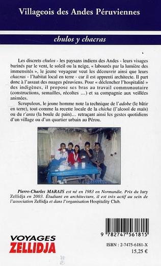 4eme Villageois des Andes Péruviennes