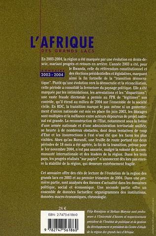 4eme Annuaire 2003-2004