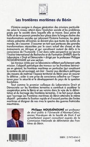 4eme Les frontières maritimes du Bénin