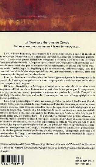 4eme La nouvelle histoire du Congo