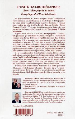 4eme L'unité psychothérapique