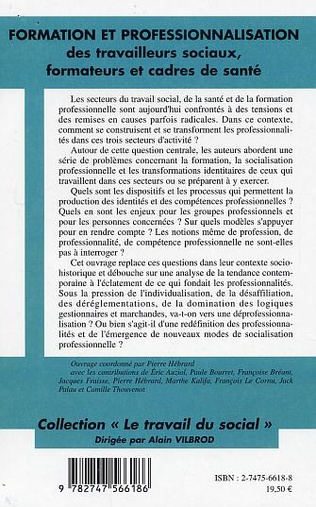 4eme Formation et professionnalisation