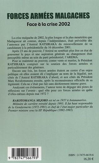 4eme Forces armées malgaches