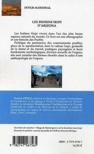 4eme Les Indiens Hopi d'Arizona