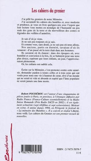 4eme Les Cahiers du grenier