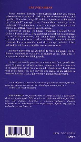 4eme Les Unitariens