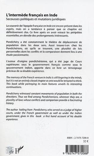 4eme L'intermède français en Inde