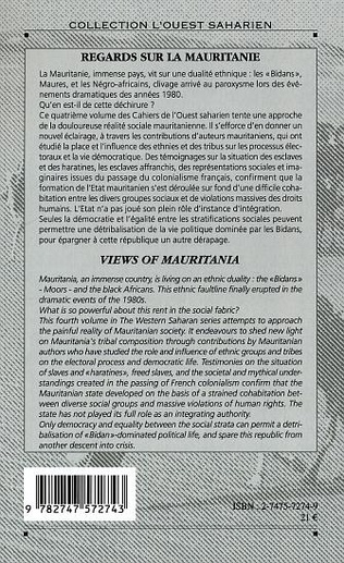 4eme Regards sur la Mauritanie
