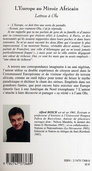 4eme L'Europe au Miroir Africain