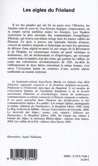 4eme Les aigles du Frioland