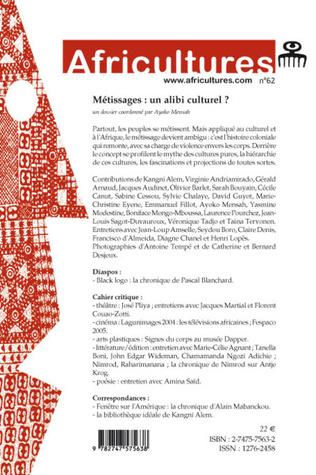 4eme Métissages : un alibi culturel ?