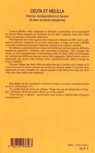 4eme Ceuta et Melilla