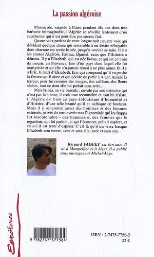 4eme La passion algéroise