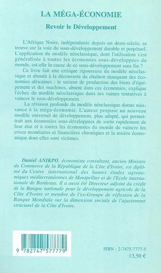 4eme La méga-économie