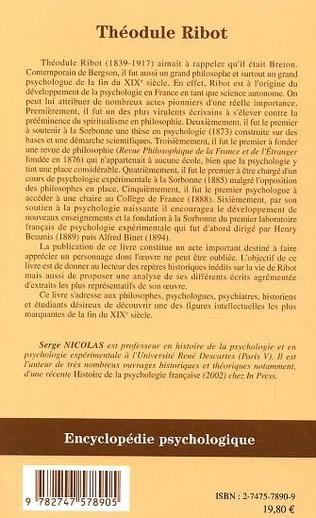 4eme Théodule Ribot
