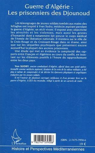4eme Guerre d'Algérie : Les prisonniers des Djounoud