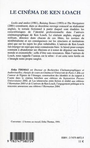 4eme Le cinéma de Ken Loach