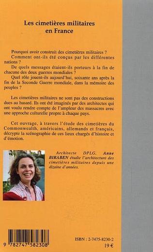 4eme Les cimetières militaires en France