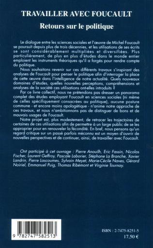 4eme Travailler avec Foucault