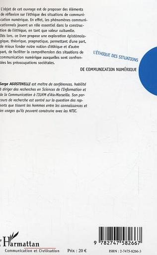 4eme L'éthique des situations de communication numérique