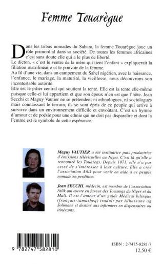 4eme Femme Touarègue