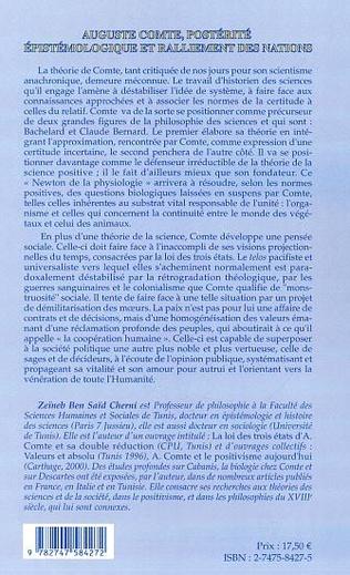 4eme Auguste Comte
