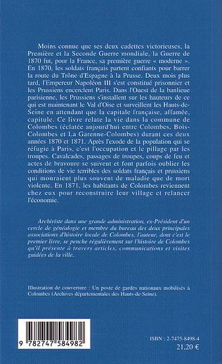 4eme La guerre de 1870 et la Commune