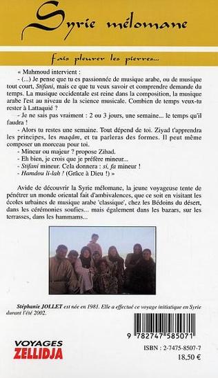 4eme Syrie mélomane