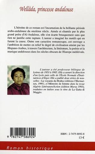 4eme Wellâda, princesse andalouse