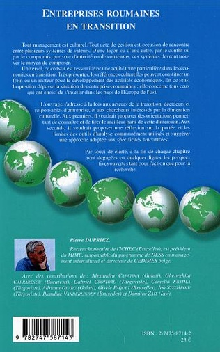 4eme Entreprises roumaines en transition