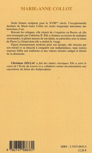 4eme Marie-Anne Collot